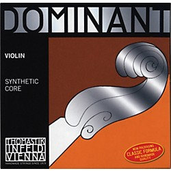 Thomastik Dominant 4/4 Size Weich (Light)  Violin Strings (133W)