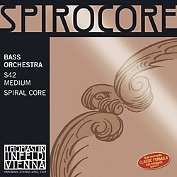 Thomastik Spirocore 4/4 Size Double Bass Strings (S42)