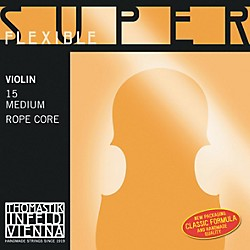Thomastik Superflexible 4/4 Size Violin Strings (10)