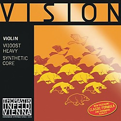 Thomastik Vision 4/4 Violin Strings Strong (VI100ST)