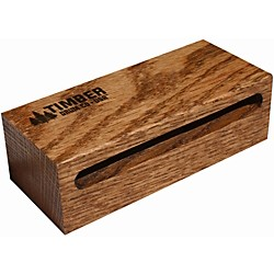 Timber Drum Company Solid American Hardwood Wood Block (T13)