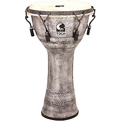 Toca Freestyle Antique-Finish Djembe (SFDMX-10AS)
