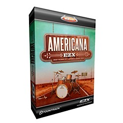 Toontrack Americana EZX Software Download (TT172SN)