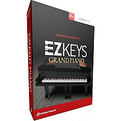 Toontrack EZ Keys Software Download (TT184SN)