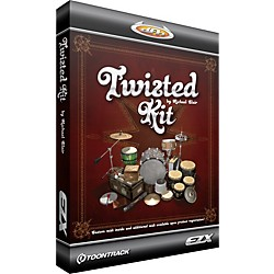 Toontrack EZXpansion-Twisted Kit (TT113)