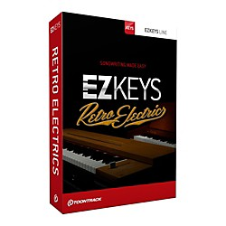Toontrack Ezkeys Retro Electrics Software Download (TT262SN)
