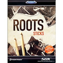 Toontrack Roots - Sticks SDX (TT157)