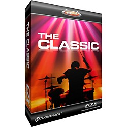 Toontrack The Classic EZX Software Download (TT152SN)