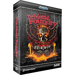Toontrack The Metal Foundry SDX Expansion Pack (TT123)
