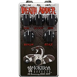 Tortuga Death Adder Metal-Stortion Guitar Distortion Effects Pedal (DtH)