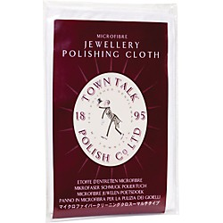 Town Talk Polish Large Microfiber Polishing Cloth (TT-065)
