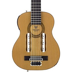 Traveler Guitar Escape Classical Nylon-String Acoustic-Electric Guitar (ESCN GLS)