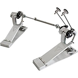Trick Drums Pro 1 V Short Board Chain Drive Double Bass Drum Pedal (P1V2C)