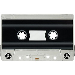 Trutone 60-Minute High Bias Audio Cassette Tapes (MF-C60-10)