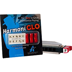 Turbo Harp HarmoniGlo Illuminating Key Indicator (Harmoniglo)