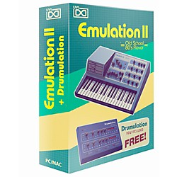 UVI Emulation II Software Download (1105-23)