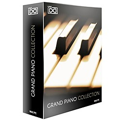 UVI Grand Piano Collection of 5 Acoustic Pianos Software Download (1105-27)