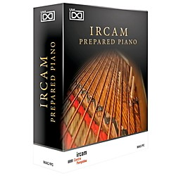 UVI IRCAM Prepared Piano Avant Garde Piano Software Download (1105-16)