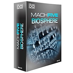 UVI MachFive Biosphere Collection of Synthetic Sounds Software Download (1105-22)