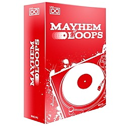 UVI Mayhem of Loops Modern & Percussion Toolkit Software Download (1105-33)