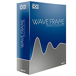 UVI WaveFrame Sound Collection Sample Library Software Download (1105-7)