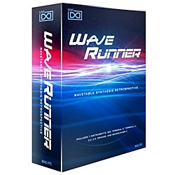 UVI WaveRunner Wavetable Retro Synth Software Download (1105-1)
