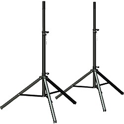 Ultimate Support TS 70b Speaker Stand 2-Pack (TS 70b-2Pack)