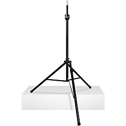 Ultimate Support TS-99BL - Tall, Leveling-Leg Speaker Stand (13642)