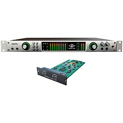 Universal Audio Apollo Duo Audio Interface with Thunderbolt Option Card (APDTBD)