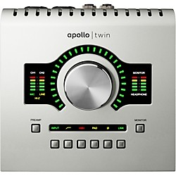 Universal Audio Apollo Twin DUO with Realtime UAD Processing (USED004000 APTWD)