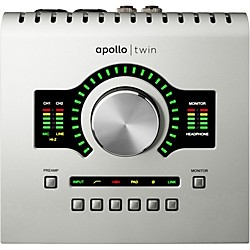 Universal Audio Apollo Twin SOLO with Realtime UAD Processing (USED004000 APTWS)