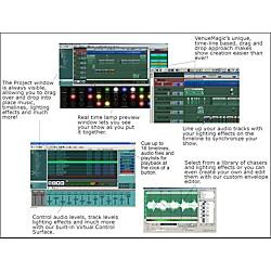 Venue Magic 2.x - Classic Software Only (VMCL21-SO)