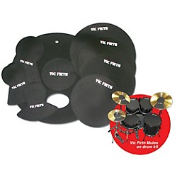 Vic Firth Drum Mute Pre Pack (MUTEPP6)