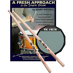 Vic Firth Fresh Approach Starter Pack (FASP)