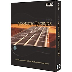 Vir2 Acoustic Legends HD Acoustic Guitar Collection (ACLG1)