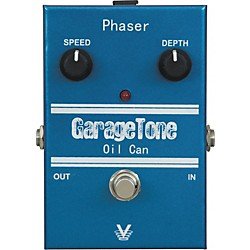 Visual Sound GarageTone Series Oil Can Phaser Guitar Effects Pedal (USED004000 GTOIL)