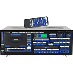 VocoPro CDG-6000RV 250 Watt Karaoke Amplifier / Player (CDG-6000RV)