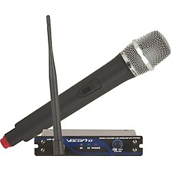 VocoPro UHF-18 Single Channel UHF Wireless Mic System (UHF-18-M)