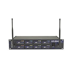 VocoPro UHF-8800 II 8-Channel UHF Wireless Microphone System (UHF-8800-II)