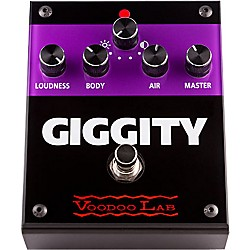 Voodoo Lab Giggity Overdrive Guitar Effects Pedal (USED004000 VG)
