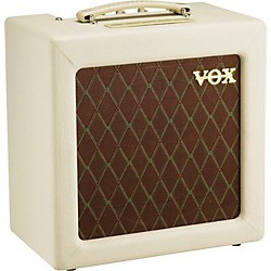 Vox AC4TV 4W 1x10 Tube Guitar Combo Amp (AC4TV)