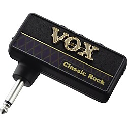 Vox Amplug Classic Rock Headphone Amp (APCR)