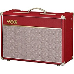 Vox Limited Edition AC15C1 Guitar Combo Amp (AC15C1VRD)