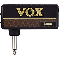 Vox amPlug Bass Headphone Amp (APBA)