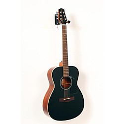 Voyage-Air Guitar Songwriter VAOM-04 Travel Acoustic Guitar (USED005026 VAOM-04BK)