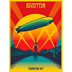 WEA Led Zeppelin Celebration Day (2CD/BluRay) (532628)