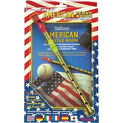 Waltons American Penny Whistle Value Pack (634094)