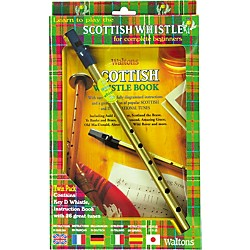 Waltons Scottish Tin Whistle Value Pack (634112)