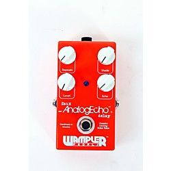 Wampler Faux Analog Echo/Delay Guitar Effects Pedal (USED005001 Faux AnalogEch)