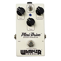 Wampler Plexi Drive British Overdrive Guitar Effects Pedal (USED004000 Plexi-Drive)
